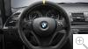 BMW Performance Lenkrad 1er E8x ohne Display