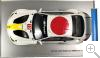 Original BMW Miniatur BMW M6 GTLM Art Car John Baldessari 04