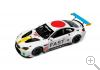 Original BMW Miniatur BMW M6 GTLM Art Car John Baldessari 02