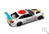 Original BMW Miniatur BMW M6 GTLM Art Car John Baldessari