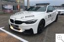 BMW als DTM Safety Car