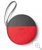 Original MINI Round Colour Block Pouch Tasche grau / coral / rot MINI Kollektion 2018/2020 01